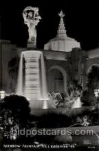 exp130021 - Golden Gate Exposition 1939 - 1940, California World's Fair on San Francisco Bay, Postcard Post Card