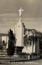 exp130028 - Golden Gate Exposition 1939 - 1940, California World's Fair on San Francisco Bay, Postcard Post Card