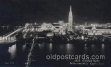 exp130034 - 1939 Golden Gate International Exposition San Francisco Bay, California, USA Postcard Post Card