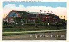 exp140001 - Eastern States Exposition, Springfield, Mass. 1935 USA, Postcard Post Card