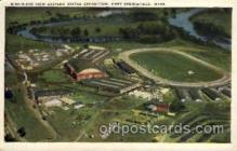 exp140003 - Eastern States Exposition, Springfield, Mass. 1935 USA, Postcard Post Card