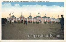 exp140005 - Eastern States Exposition, Springfield, Mass. 1935 USA, Postcard Post Card