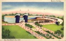 exp150001 - New York Worlds Fair 1939 exhibition postcard Post Card
