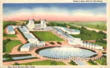 exp150007 - New York Worlds Fair 1939 exhibition postcard Post Card