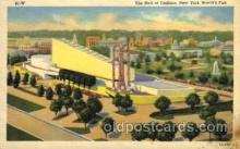exp150012 - New York Worlds Fair 1939 exhibition postcard Post Card