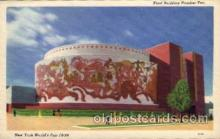 exp150014 - New York Worlds Fair 1939 exhibition postcard Post Card