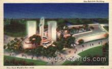 exp150015 - New York Worlds Fair 1939 exhibition postcard Post Card
