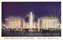 exp150020 - New York Worlds Fair 1939 exhibition postcard Post Card