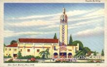 exp150021 - New York Worlds Fair 1939 exhibition postcard Post Card