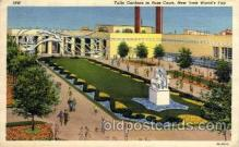 exp150030 - New York Worlds Fair 1939 exhibition postcard Post Card