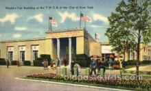 exp150039 - New York Worlds Fair 1939 exhibition postcard Post Card
