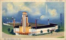 exp150040 - New York Worlds Fair 1939 exhibition postcard Post Card