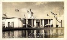 exp150043 - New York Worlds Fair 1939 exhibition postcard Post Card