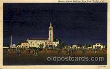 exp150047 - New York Worlds Fair 1939 exhibition postcard Post Card