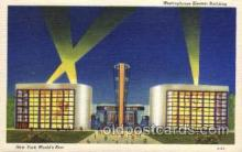 exp150050 - New York Worlds Fair 1939 exhibition postcard Post Card