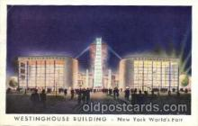 exp150051 - New York Worlds Fair 1939 exhibition postcard Post Card