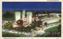 exp150065 - New York Worlds Fair 1939 exhibition postcard Post Card