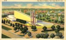 exp150066 - New York Worlds Fair 1939 exhibition postcard Post Card