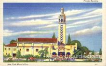 exp150069 - New York Worlds Fair 1939 exhibition postcard Post Card