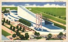 exp150073 - New York Worlds Fair 1939 exhibition postcard Post Card