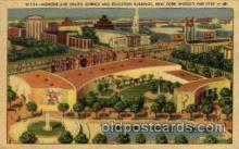 exp150081 - New York Worlds Fair 1939 exhibition postcard Post Card
