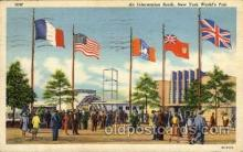 exp150084 - New York Worlds Fair 1939 exhibition postcard Post Card