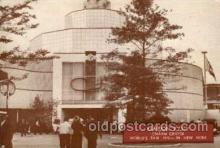 exp150086 - New York Worlds Fair 1939 exhibition postcard Post Card