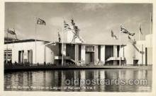 exp150088 - New York Worlds Fair 1939 exhibition postcard Post Card