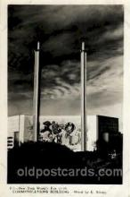 exp150089 - New York Worlds Fair 1939 exhibition postcard Post Card