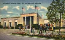 exp150098 - New York Worlds Fair 1939 exhibition postcard Post Card