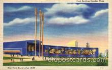 exp150109 - New York Worlds Fair 1939 exhibition postcard Post Card