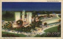 exp150112 - New York Worlds Fair 1939 exhibition postcard Post Card