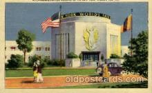 exp150125 - New York Worlds Fair 1939 exhibition postcard Post Card