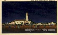 exp150135 - New York Worlds Fair 1939 exhibition postcard Post Card