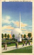 exp150140 - New York Worlds Fair 1939 exhibition postcard Post Card