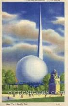 exp150159 - New York Worlds Fair 1939 exhibition postcard Post Card
