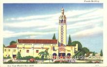 exp150182 - Florida Building 1939 New York USA, Worlds Fair Exposition, Postcard Post Card