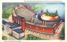 exp150209 - Fountain Lake Ampitheater 1939 New York USA, Worlds Fair Exposition, Postcard Post Card