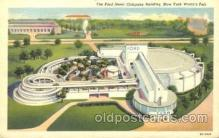 exp150222 - Ford Motor Company 1939 New York USA, Worlds Fair Exposition, Postcard Post Card