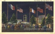 exp150268 - Firestone Building 1939 New York USA, Worlds Fair Exposition, Postcard Post Card