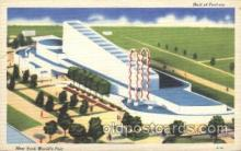 exp150270 - Sealtest Building 1939 New York USA, Worlds Fair Exposition, Postcard Post Card