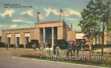 exp150280 - 1939 New York USA, Worlds Fair Exposition, Postcard Post Card