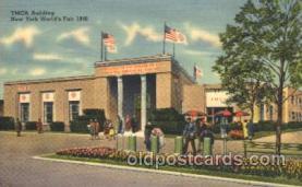 exp150280 - 1939 New York USA, Worlds Fair Exposition, Postcard Post Card