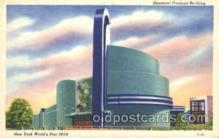 exp150285 - Electrial Products Building 1939 New York USA, Worlds Fair Exposition, Postcard Post Card