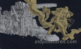 exp150296 - 1939 New York USA, Worlds Fair Exposition, Postcard Post Card