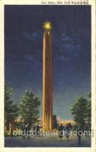 exp150323 - Star Pylon 1939 New York USA, Worlds Fair Exposition, Postcard Post Card