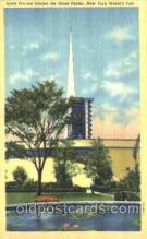 exp150337 - New York 1939 Worlds Fair, Exposition, Postcard Post Card