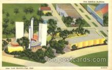 exp150352 - Gas Exhibits New York 1939 Worlds Fair, Exposition, Postcard Post Card