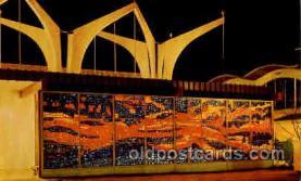 exp160028 - Seatle Washington Worlds Fair 1962, Exposition, Postcard Post Card