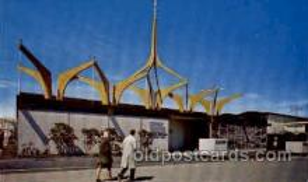 exp160053 - Seatle Washington Worlds Fair 1962, Exposition, Postcard Post Card